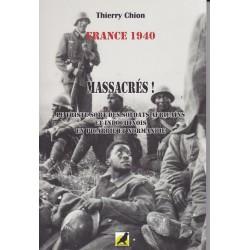 France 1940 - Massacrés !