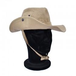 Chapeau de brousse sable...