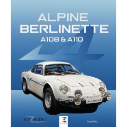 ALPINE BERLINETTE A108 ET A110