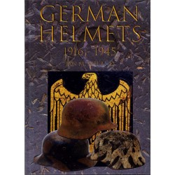 German Helmets 1916-1945 -...