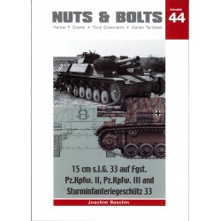 NUTS & BOLTS VOL 44 - 15 cm...