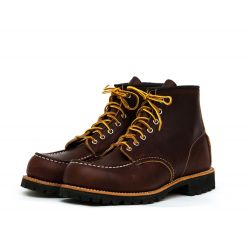 8146 Moc Toe Briar Oil Slick - Red Wing Shoes
