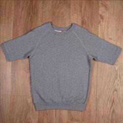 Sweatshirt manches courtes...