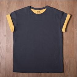 T-shirt Navy réversible...