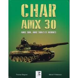CHAR AMX 30, AMX 30B, AMX...