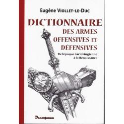 Dictionnaire des armes...