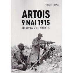 Artois, 9 mai 1915 – Les...