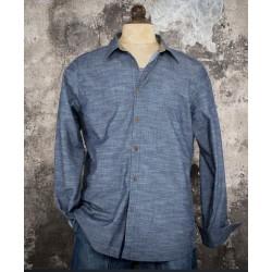 "CHEMISE CHAMBRAY ""CLASSIC""..."