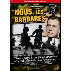 NOUS, LES BARBARES -...