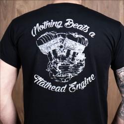 T-shirt Flathead Engine...