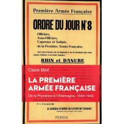 LA PREMIÈRE ARMÉE FRANÇAISE...