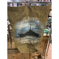 Sac Paquot US WW2 - US NAVY...