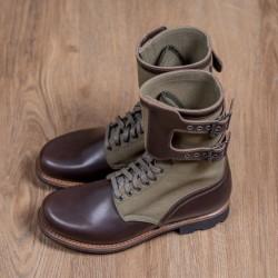 1952 Okinawa Boots olive...