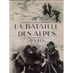 La Bataille des Alpes - 1940