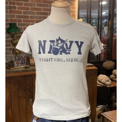 T-Shirt NAVY Fighting...