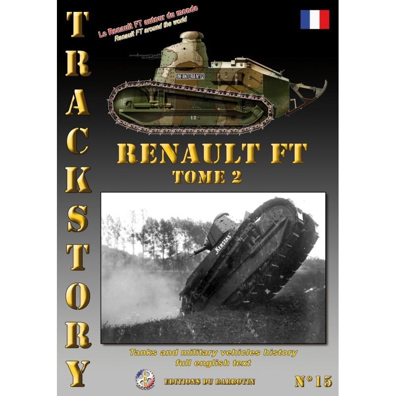 Le char Renault FT Autour du Monde