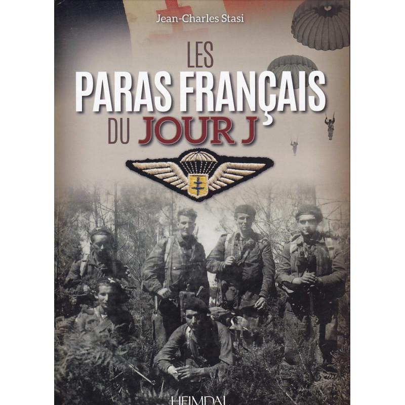 Paras Français du Jour-J