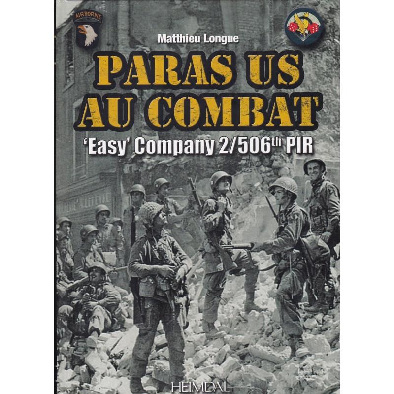 Para US au Combat – Easy Company 2/506 PIR