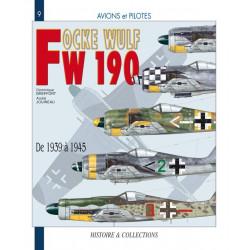 FOCKWULFE FW190 FR (AVIONS ET PILOTES N°9)