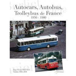 AUTOCARS, AUTOBUS ET TROLLEYBUS DE FRANCE