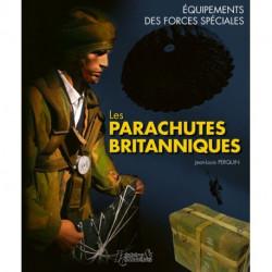 LES MATERIELS DES FORCES SPECIALES: LES PARACHUTES BRITANNIQUES