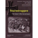 TANKOGRAD - WORLD WAR ONE - NO. 1002: STURMTRUPPEN: THE KAISER'S ELITE STORMTROOPERS