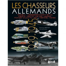 LES CHASSEURS  ALLEMANDS - TOME 2