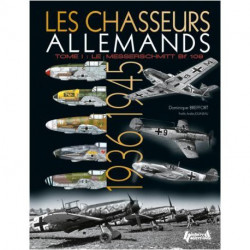 LES CHASSEURS ALLEMANDS - TOME 1