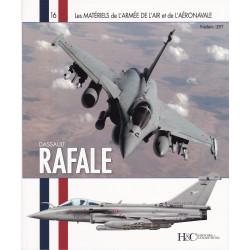 Le RAFALE Dassault - Matériels de l'Armée de l'Air N°16
