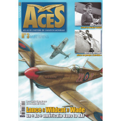 ACES N°003 - Les As de l'Histoire de l'Aviation Mondiale