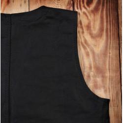 Gilet Rétro 520 g/m2 1937 Roamer Vest Elephant Skin black