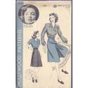 Jupe Culotte 1940