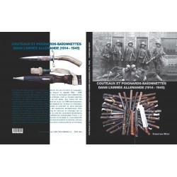 COUTEAUX ET POIGNARDS-BAIONNETTES DANS L'ARMÉE ALLEMANDE 1914 - 1945