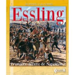 LA BATAILLE D'ESSLING, PREMIERE DEFAITE DE NAPOLEON (FR)