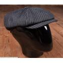 Casquette Newsboy Cap Blue Wabash 1928