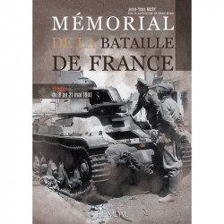 Mémorial de la bataille de France - Tome 1, Du 8 au 21 mai 1940