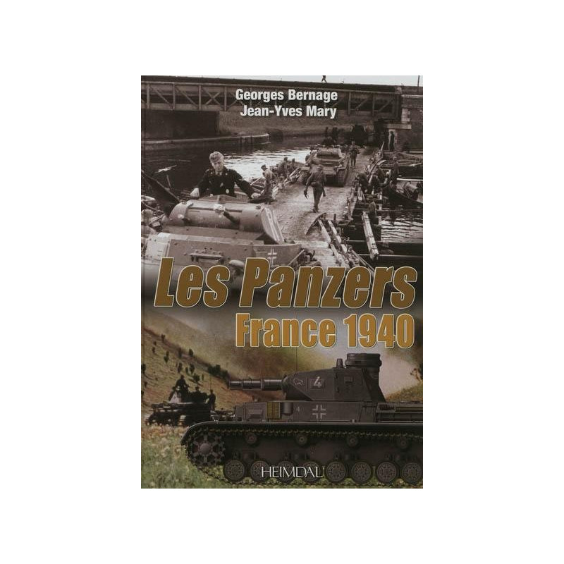 Les Panzers : France 1940