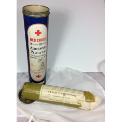 Red Cross Adhesive Plaster