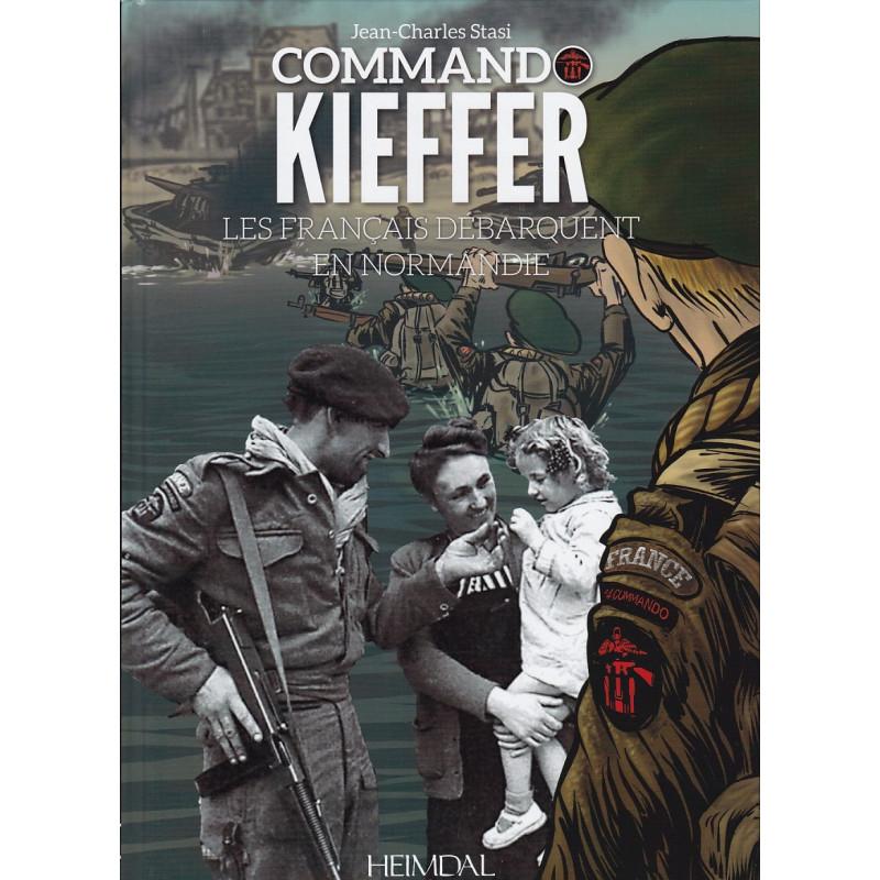 Commando Kieffer - Les Français débarquent en Normandie 6 Juin 1944