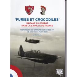 Furies et Crocodiles : Morane au combat dans la Bataille de France. Le GC III/7.