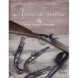 ARMES DE MARINE : PIRATES, CORSAIRES ET FLIBUSTIERS