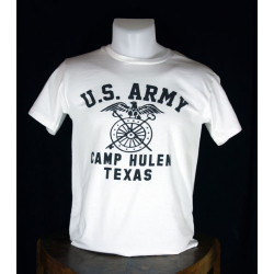 T-Shirt Overlord US ARMY CAMP HULEN TEXAS