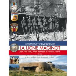 HOMMES ET OUVRAGES DE LA LIGNE MAGINOT TOME 5