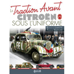 LA TRACTION AVANT CITROEN...