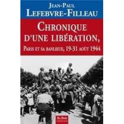 CHRONIQUE D'UNE LIBERATION...