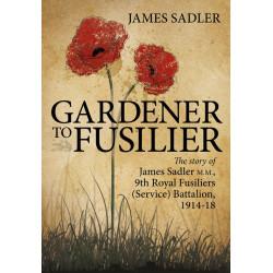 Gardener to Fusilier
