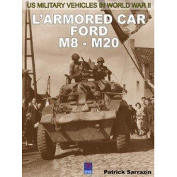 L'ARMORED CAR FORD M8 - M20