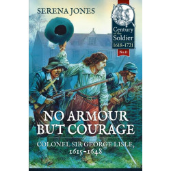 No Armour But Courage