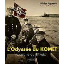 L'ODYSSEE DU KOMET : CORSAIRE DU IIIE REICH