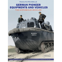 German Pioneer Equipments and Vehicles